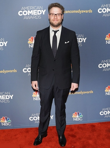 Seth Rogen Height Weight Body Shape
