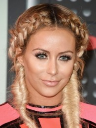 Aubrey O'Day Height Weight Bra Size Body Measurements Age Ethnicity