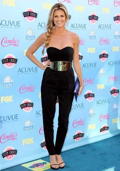 Erin Andrews Height Weight Body Shape