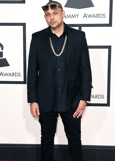 Sean Paul Body Measurements Shoe Size