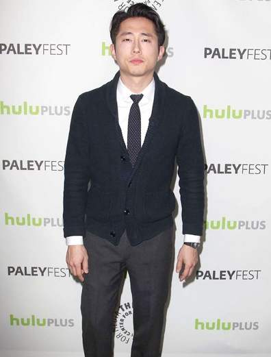 Steven Yeun Body Measurements Shoe Size