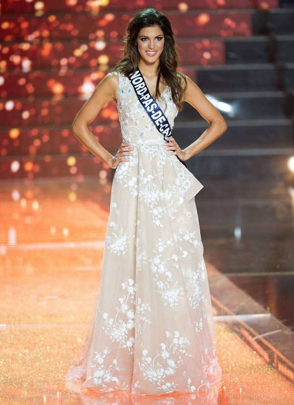Iris mittenaere miss universe 2017 body measurements - Miss univers iris mittenaere ...