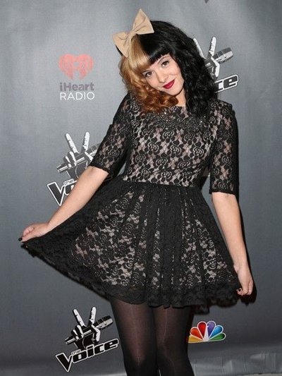 Melanie Martinez Body Measurements Bra Size Shape