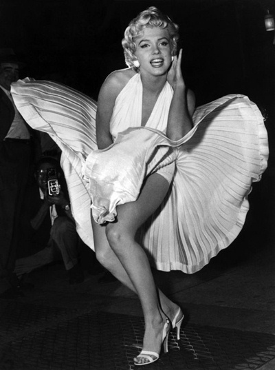 Marilyn Monroe Height Weight Body Shape