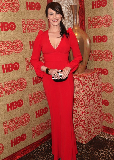 Michelle Forbes Height Weight Body Shape