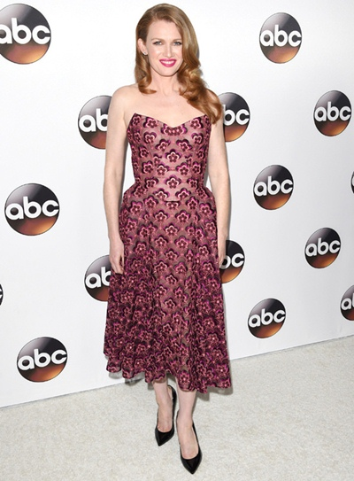 Mireille Enos Height Weight Body Shape