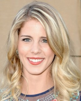 Actress Emily Bett Rickards