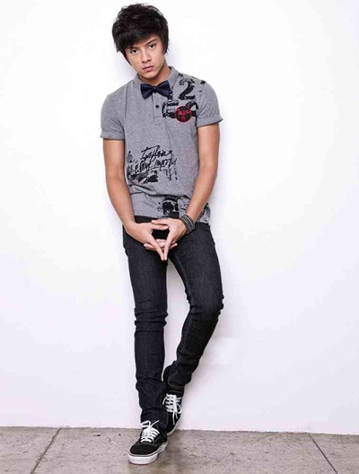 Daniel Padilla Height Weight Body Shape