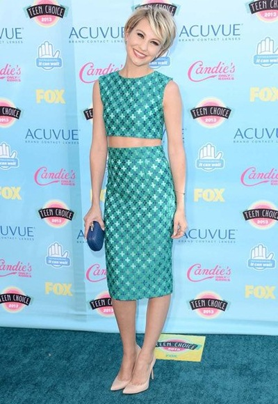 Chelsea Kane Body Measurements Shoe Size