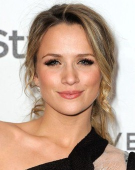 Actress Shantel VanSanten
