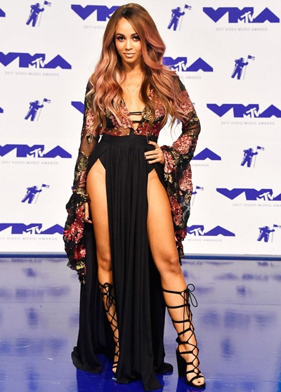 Vanessa Morgan Measurements Body Shape