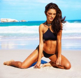 Demi-Leigh Nel-Peters Bra Size Bikini Body