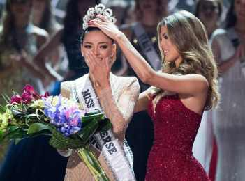Miss South Africa crowned Miss Universe 2017