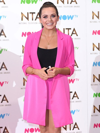 Scarlett Moffatt Measurements Body Figure Shape