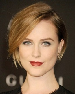 Actress Evan Rachel Wood