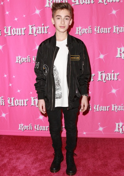 Johnny Orlando Height Weight Shoe Size