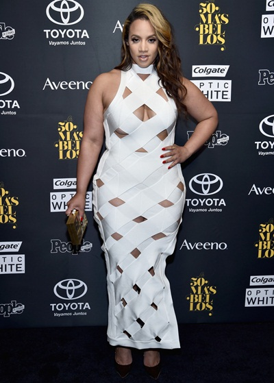 Dascha Polanco Height Weight Body Shape