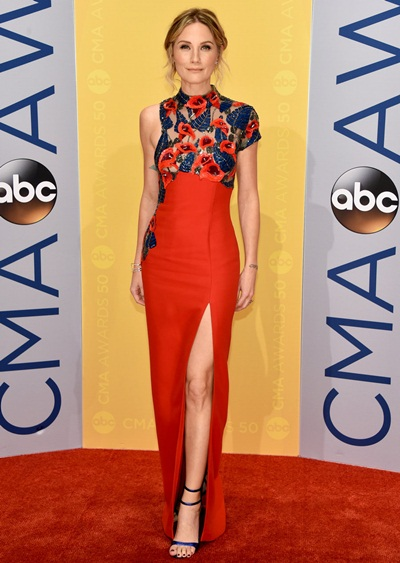Jennifer Nettles Body Measurements Shoe Size