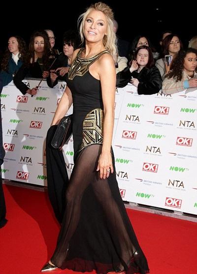 Tess Daly Height Weight Facts