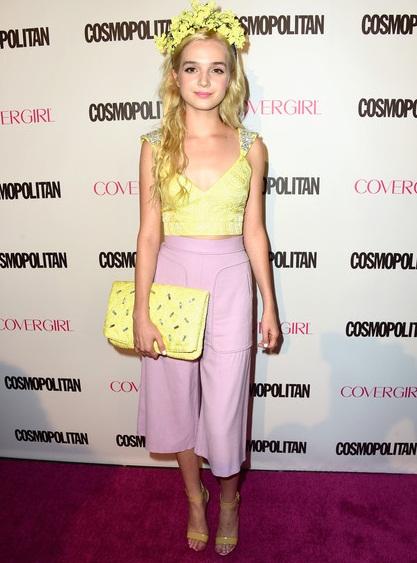 Moriah Pereira That Poppy Height Weight
