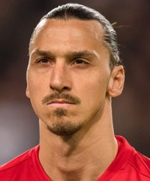 Zlatan Ibrahimovic Body Measurements Height Weight Shoe Size Stat Facts