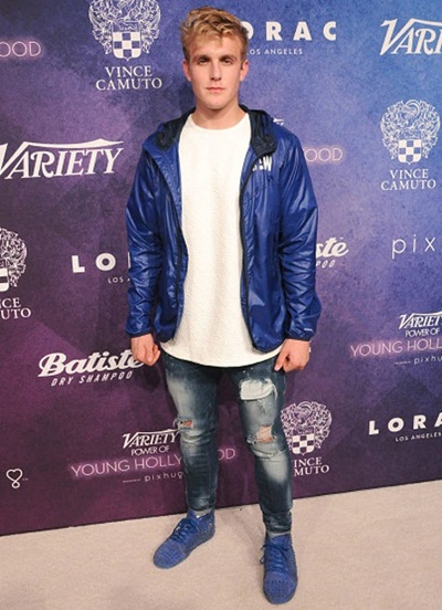 Jake Paul Body Measurements Height Weight Age Stats Facts