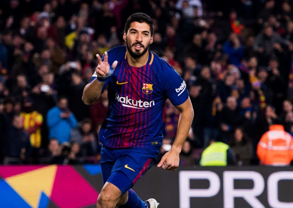 Luis Suarez Height Weight Stats