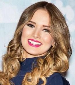 Actress Kimberly Dos Ramos