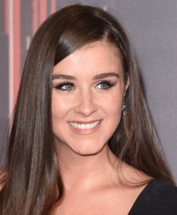 Actress Brooke Vincent