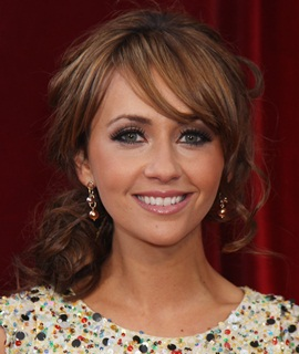 Actress Samia Ghadie
