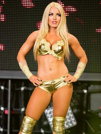 WWE Diva Mandy Rose Body Measurements Stats