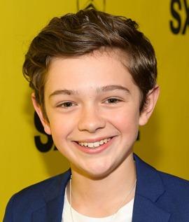Actor Noah Jupe