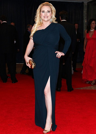 Meghan McCain Body Measurements Stats