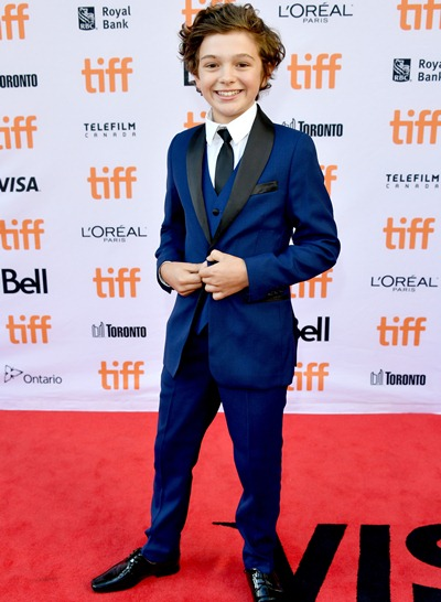 Noah Jupe Body Measurements Stats