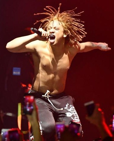 Trippie Redd Body Measurements Stats