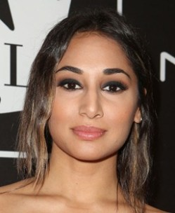 Actress Meaghan Rath