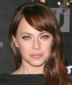Actress Melinda Clarke