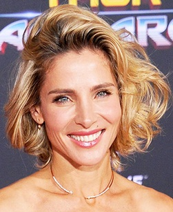 Elsa pataky height was and