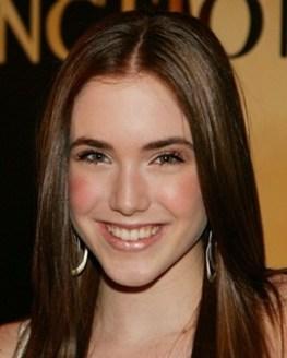 Actress Spencer Locke