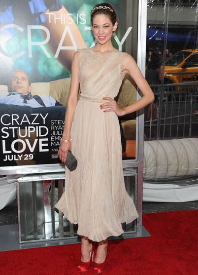 Analeigh Tipton Body Measurements Stats