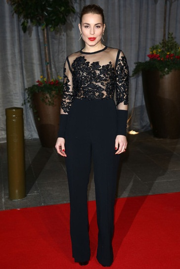 Noomi Rapace Body Measurements Stats