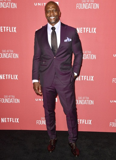 Terry Crews Height Weight Shoe Size