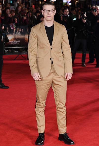 Will Poulter Height Weight Shoe Size