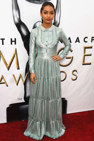 Yara Shahidi Body Measurements Facts