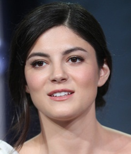 Actress Monica Barbaro
