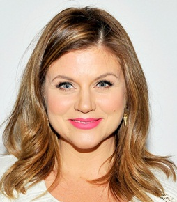 Actress Tiffani Thiessen
