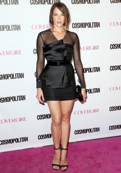 Amanda Righetti Height Weight Bra Size