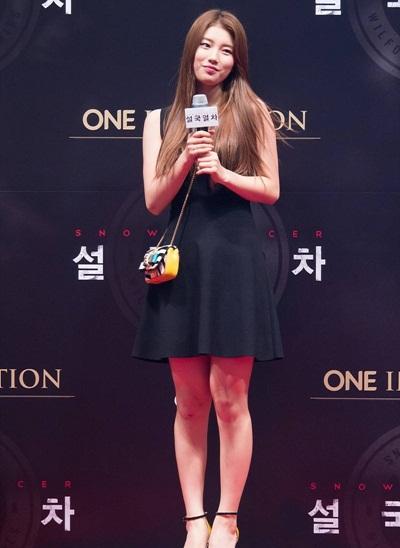 Bae Suzy Body Measurements Stats