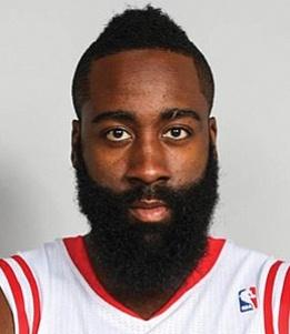 Basketball Player James Harden