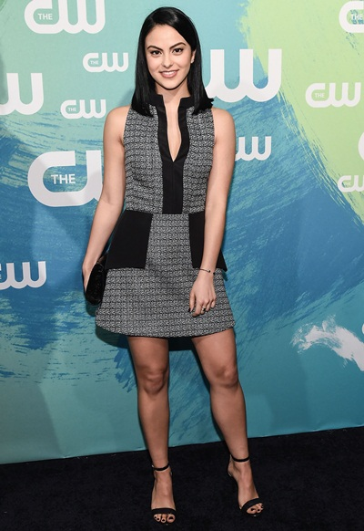 Camila Mendes Height Weight Bra Size